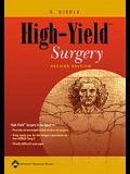 High-Yield(tm) Surgery