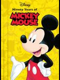 Disney: Ninety Years of Mickey Mouse (Mini Book)