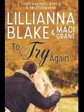 To Try Again: A Sweet Romance