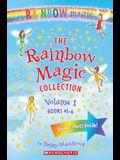 Rainbow Magic Collection Volume 1: Books 1-4 (Rainbow Magic Series)