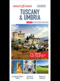 Insight Guides Travel Map Tuscany & Umbria