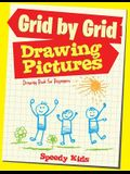 Drawing Pictures Grid by Grid: Drawing Book for Beginners
