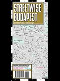 Streetwise Budapest Map - Laminated City Center Street Map of Budapest, Hungary