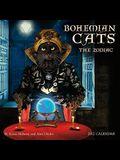 Bohemian Cats Calendar: The Zodiac