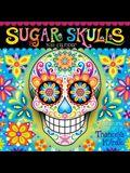 Sugar Skulls 2018 Wall Calendar