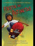 Fiesta de Patinetas, 2: Crónicas de la Primaria Carver, Libro 2