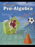 McDougal Littell Pre-Algebra, Student Edition