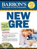 Barron's New GRE [With CDROM]