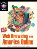 Web Browsing with America Online