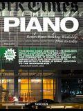 Piano: Renzo Piano Building Workshop 1966-2008