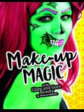 Makeup Magic with Glam and Gore Beauty: 4D an Augmented Reading and Fashion Experience