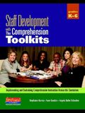 Staff Development with the Comprehension Toolkits: Implementing and Sustaining Comprehension Instruction Across the Curriculum [With CDROM]