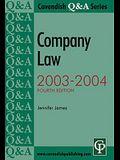 Company Law Q&A 2003-2004