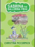 Sabrina the Ballerina Frog