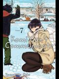 Komi Can't Communicate, Vol. 7, 7