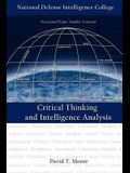 Critical Thinking and Intelligence Analysis (Second Edition)