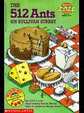 The 512 Ants on Sullivan Street (Hello Reader! Math Level 4)