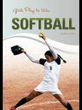 Girls Play to Win Softball