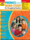 Phonics & Word Study Struggling Readers