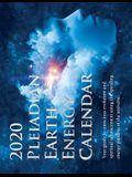 2020 Pleiadian-Earth Energy Calendar: Your guide to conscious evolution and spiritual advancement using the spiraling energy patterns of the un