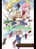 Sword Art Online: Girls' Ops, Volume 1