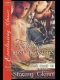 Finding Lost Treasures [cade Creek 18] (the Stormy Glenn Manlove Collection)