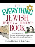 Everything Jewish History and Heritage Book (Everything (Religion))