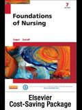 Foundations of Nursing - Elsevier Adaptive Quizzing and Elsevier Adaptive Learning (Retail Access Cards)