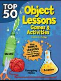 Top 50 Bible Object Lessons