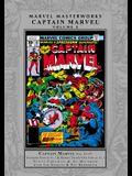 Marvel Masterworks: Captain Marvel, Volume 5