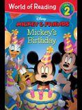 Mickey & Friends Mickey's Birthday