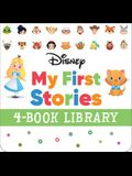 Disney My First Stories: 4 Book Library