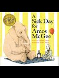 A Sick Day for Amos McGee: Book & CD Storytime Set [With CD (Audio)]
