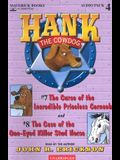 Hank the Cowdog: The Curse of the Incredible Priceless Corncob/The Case of the One-Eyed Corncob