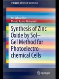 Synthesis of Zinc Oxide by Sol-Gel Method for Photoelectrochemical Cells
