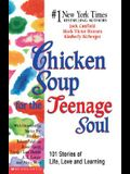 Teenage Soul I: 101 Stories Of Life, Love & Learning (Chicken Soup)