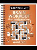 Brain Games - Brain Workout: Word Fun