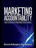 Marketing Accountability: How to Measure Marketing Effectiveness