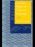 Selected Papers on Computer Languages, Volume 139