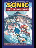 Sonic the Hedgehog, Vol. 3: Battle for Angel Island
