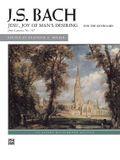 Jesu, Joy of Man's Desiring: Sheet
