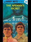 Hardy Boys 62: The Apeman's Secret