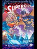 Supergirl Vol. 2: Escape from the Phantom Zone (Rebirth)