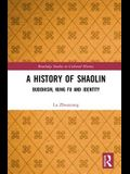 A History of Shaolin: Buddhism, Kung Fu and Identity