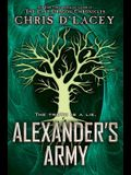 Alexander's Army (Ufiles, Book 2), 2