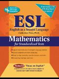 ESL Mathematics for Standardized Tests (English as a Second Language Series)