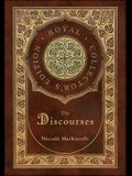 The Discourses (Royal Collector's Edition) (Annotated) (Case Laminate Hardcover with Jacket)