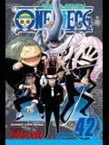 One Piece, Vol. 42, 42