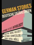 German Stories/Deutsche Erzählungen: A Bilingual En Face Anthology
