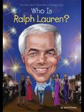 Who Is Ralph Lauren? (Who Was?)